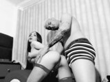 RossiAndCleider jasminlive anal toy